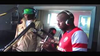 Khaligraph Makes second Appearance on Homeboyz radio HHC.(Fake MCs Diss)