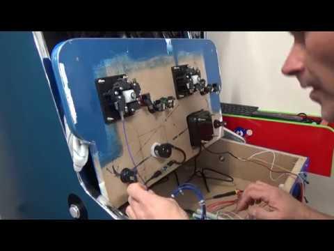 Vertical Cabinet Control Panel Build Part 3