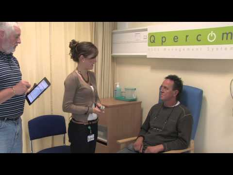 Qpercom presents OMIS in Action: Eye Exam OSCE Station