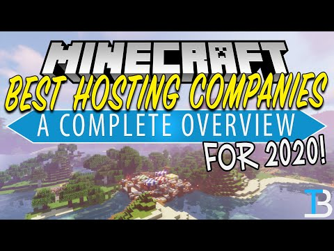 Top 5 Best Minecraft Server Hosting Companies Of 2020