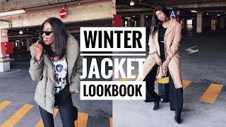 WINTER COATS LOOKBOOK | GI AND LILLS