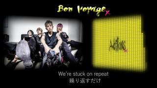 "+ONE OK ROCK ""Ambitions""--Bon Voyageの 歌詞・和訳付きです。 ※和訳に..."