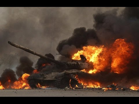 Подборка уничтожения танков
