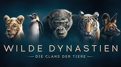 WILDE DYNASTIEN - Die Clans der Tiere - Trailer [HD] Deutsch / German