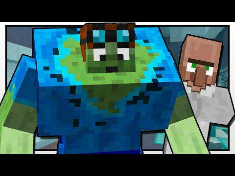 Minecraft | DANTDM GETS SICK!! | Custom Mod Adventure