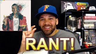 Logic - Confessions Of A Dangerous Mind Album Review (Rant Review + Rating)