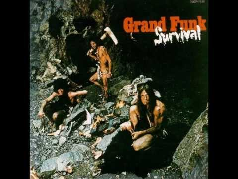 Grand Funk Railroad   Feelin' alright original version