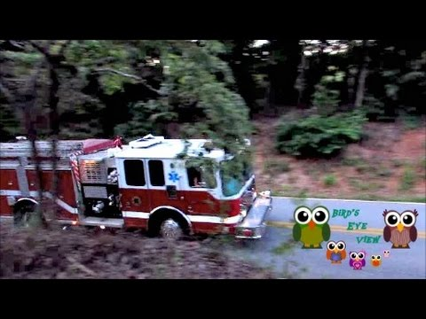 Here Comes the Fire Truck!