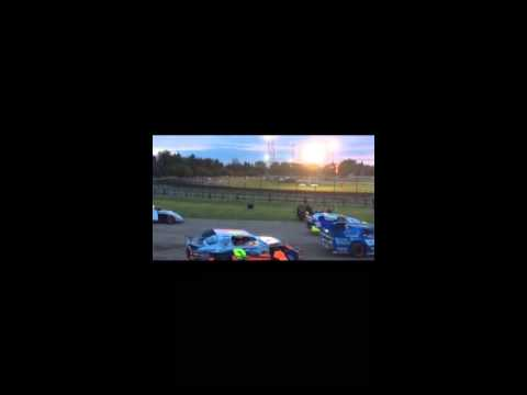 Murray County Speedway 5-22-15 Sport Compact Feature North Star race