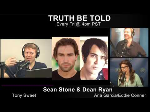 Sean Stone and Dean Ryan talk with TRUTH BE TOLD (ISIS and Illumanti)
