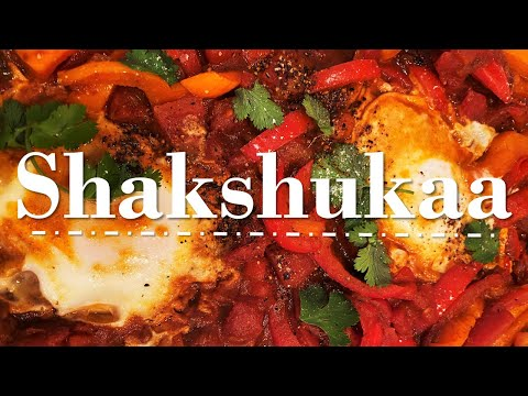 Tomatoes, Peppers, Spices And Eggs! It's SHAKSHUKA Day In The Fallout Shelter!