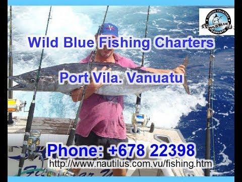 Fishing Charters In Vanuatu PH:+678 22398