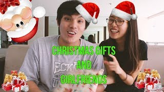 christmas gifts and girlfriends
