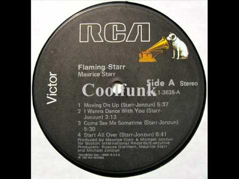 Maurice Starr - Moving On Up (Funk 1980)