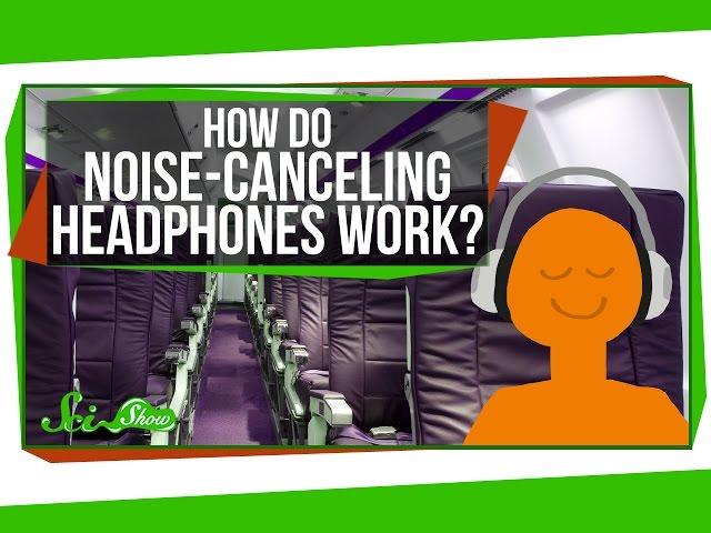 How Do Noise-Canceling Headphones Work?