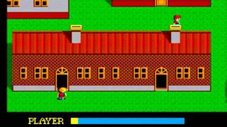 Sega Master System - Ys The Vanished Omens