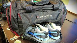 видео Как выбрать спортивную сумку