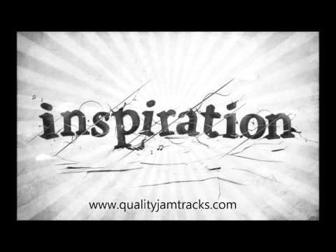 Inspiring Guitar Backing Track in D Minor