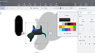 Adham Learn Paint and 3d Paint-مدرسة 3 ساعات