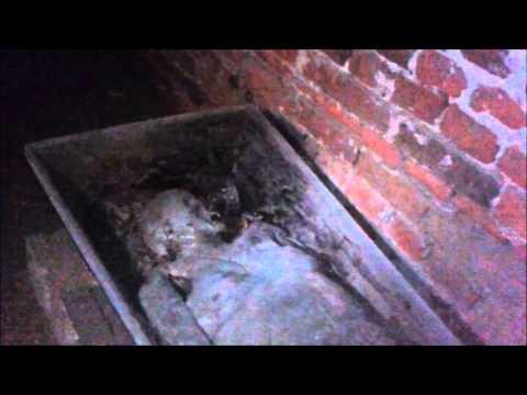 Mummy Mumia zwłoki Katarzyny Sapiehy Cieszków Freyno