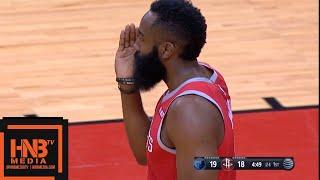 Houston Rockets vs Memphis Grizzlies 1st Qtr Highlights | 01/14/2019 NBA Season
