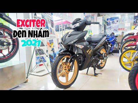 Xe Exciter 2021 Đen Nhám Mới Nhất | Hỗ Trợ Trả Góp | Yamaha Exciter 150 Matte Black | Quang Ya