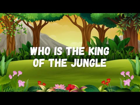 Who is the King of the Jungle - HERITAGE KIDS Lyrics