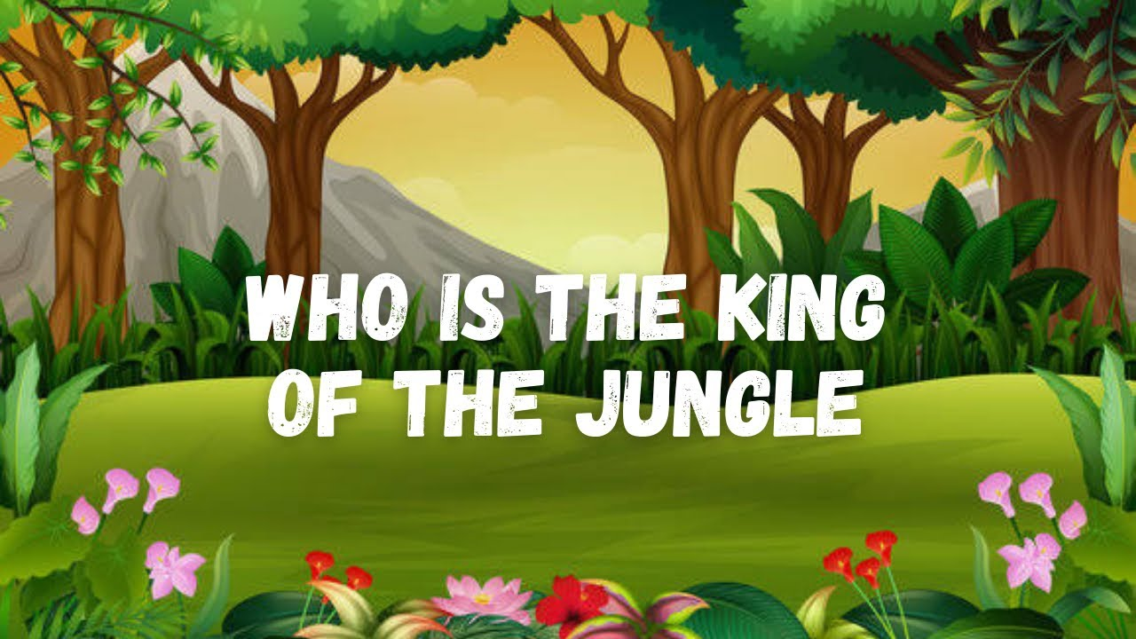 The Jungle Book Songs Ming