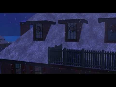 BLACK CHRISTMAS (Sims 2 Horror Film)