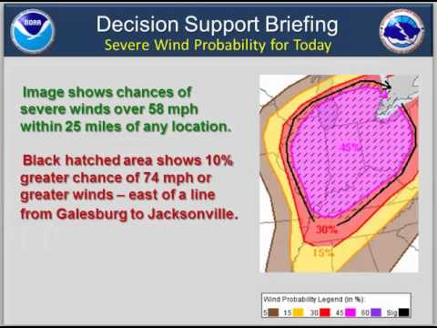 NWS Lincoln - Multimedia Briefing 11/17/2013