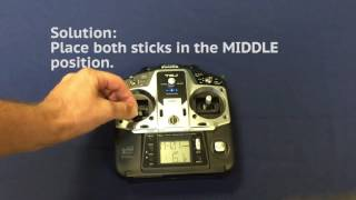 HyDrone-RCV Video Troubleshooting Guide