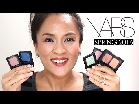 NARS Spring 2016 Collection First Impressions & Swatches
