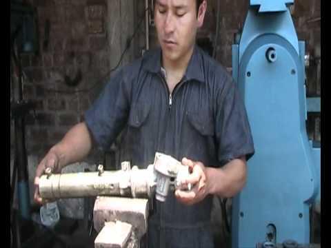 Armado De Una Cremallera Hidraulica De Timon Youtube