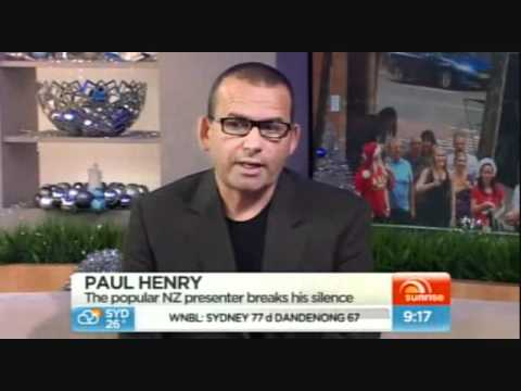 PAUL HENRY GOT IT RIGHT
