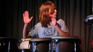 Beat The Drum with Dr. Scott & Sunny Ortiz
