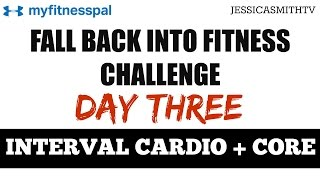 30 Minute High Intensity Interval Cardio + Abs Full Workout No Equipment Needed for All Levels