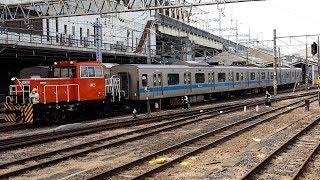 2018/03/15 【入換】 小田急 4000形 4063F 大宮総合車両センター