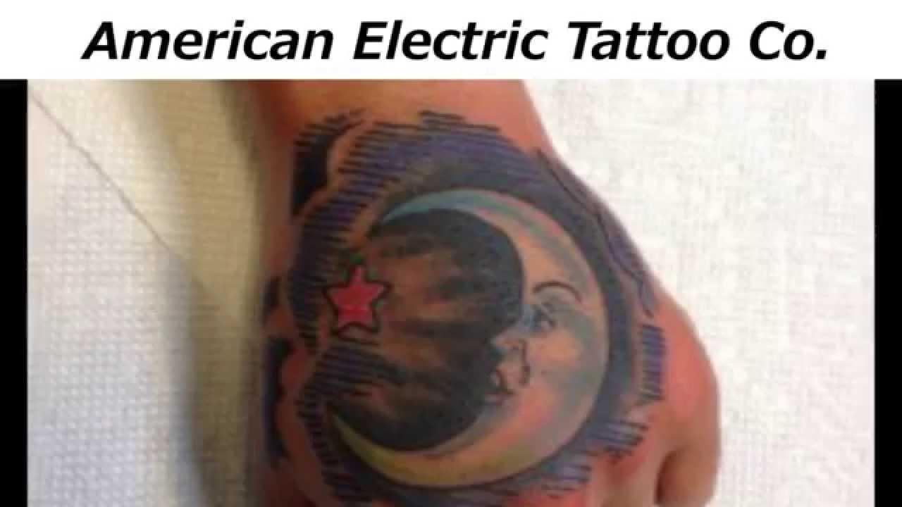 American electric tattoo company reviews los angeles for Best tattoo removal los angeles