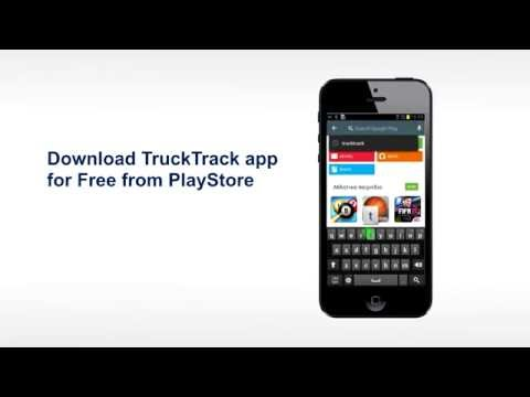 How to track a vehicle with GPS - Truck Track |  GPS Fleet Tracking Solution | trucktrack.de