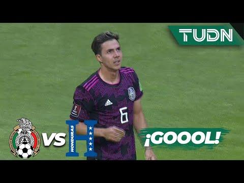¡Gol de México! ¡Córdova NO PERDONA!   México 1-0 Honduras   Eliminatoria Catar 2021   TUDN