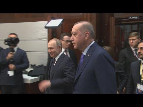 poutin erdogan You TUBE