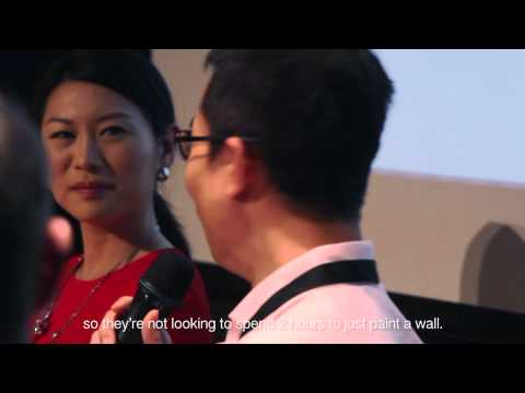 TEDxWanChai - Rethinking Philanthropy and Leadership