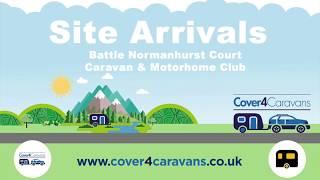 Battle Normanhurst Court Caravan & Motorhome Club