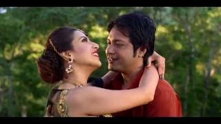 Alokito Saradin | by Asif Akbar and Porshi | Movie Poddo Patar Jol  | Movie Song