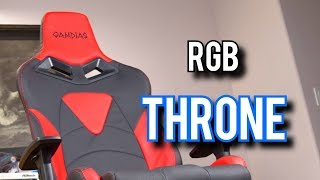 RGB Everything: Why Not Your Chair Too? [Gamdias Achilles]