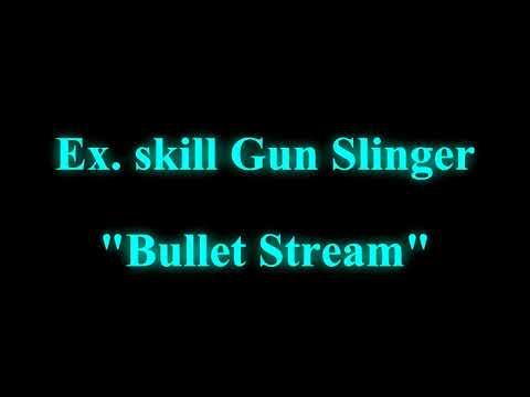 AVABEL ONLINE - Ex. Skill Sniper & Ex. Skill Gun Slinger