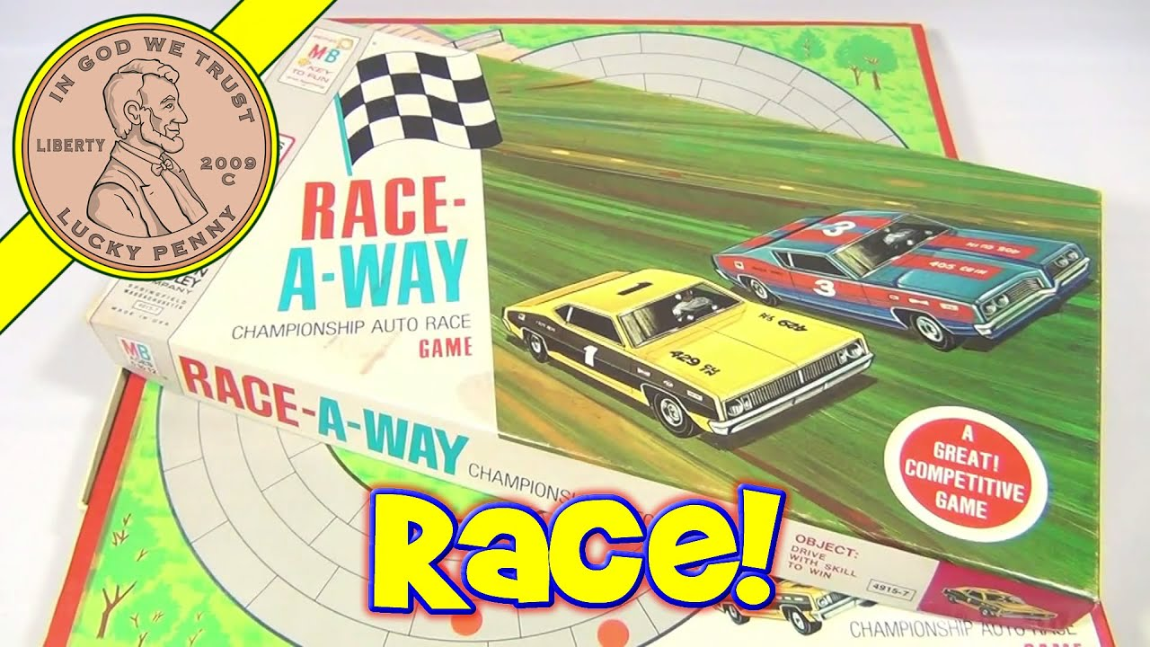 Race Car Boars Game