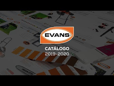Catalogo Evans® 2019-2020 MX