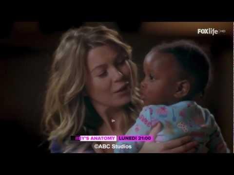 Grey's Anatomy 8x13 - E se....
