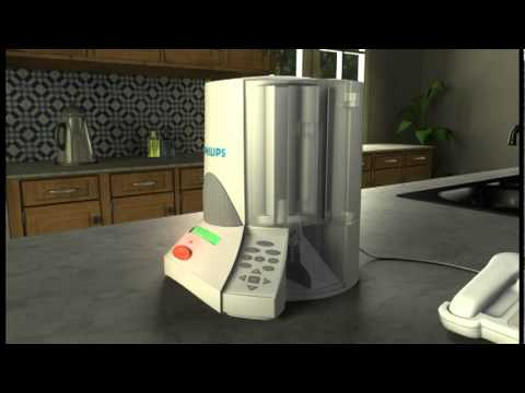philips pill dispensing machine for home use